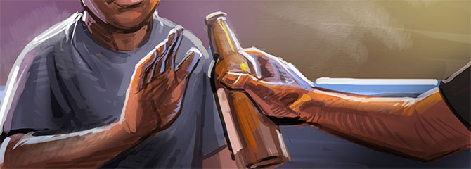La codificación láser del alcoholismo rostov en donu